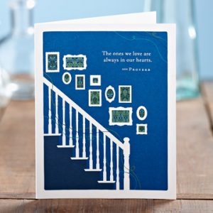 the ones we love sympathy gift card