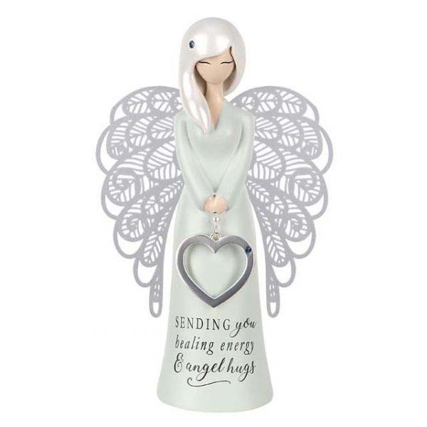 healing energy angel