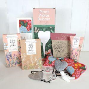 Plant In Memory Comfort Box Sympathy Gift Hamper V3