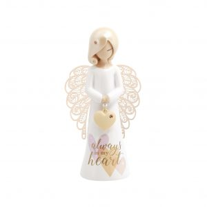 Always In My Heart Angel Figurine