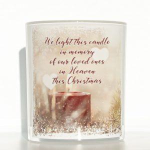 We Light This Christmas Candle
