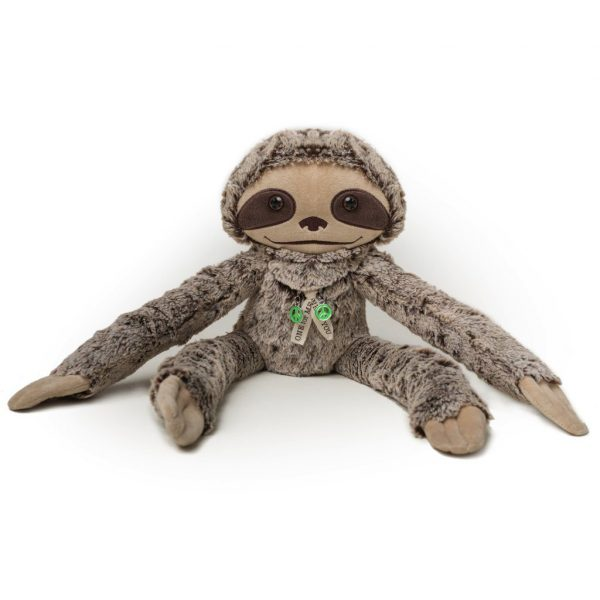sammy sloth best mate soft toy