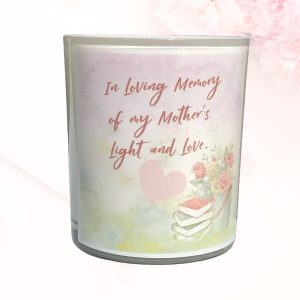 Mothers Light and Love Candle