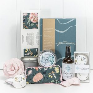 Calming Comfort Box Sympathy Hamper