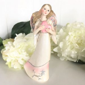 In My Heart Angel Figurine Ornament